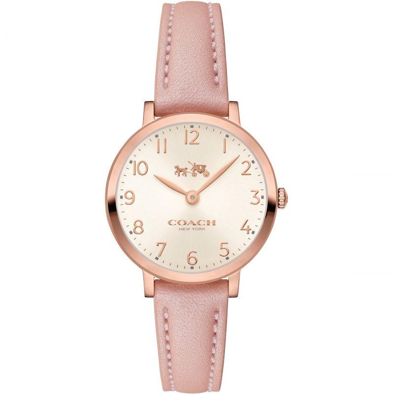 Ladies Coach Ultra Slim Watch