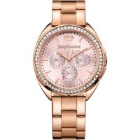 Damen Juicy Couture Capri Watch 1901480