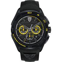 homme Scuderia Ferrari Gran Premio Chronograph Watch 0830345