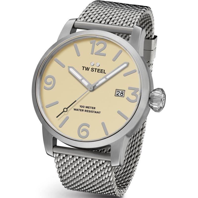 Mens TW Steel Maverick 47mm Watch