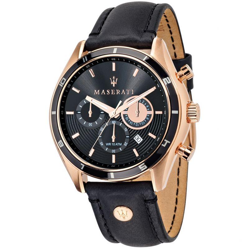 Mens Maserati Sorpasso Chronograph Watch
