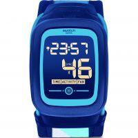 homme Swatch Nossazero2 XS Bluetooth Alarm Watch SVQN102XS