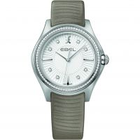 Ladies Ebel Wave Diamond Watch
