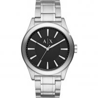 Armani Exchange Herenhorloge Zilver AX2320