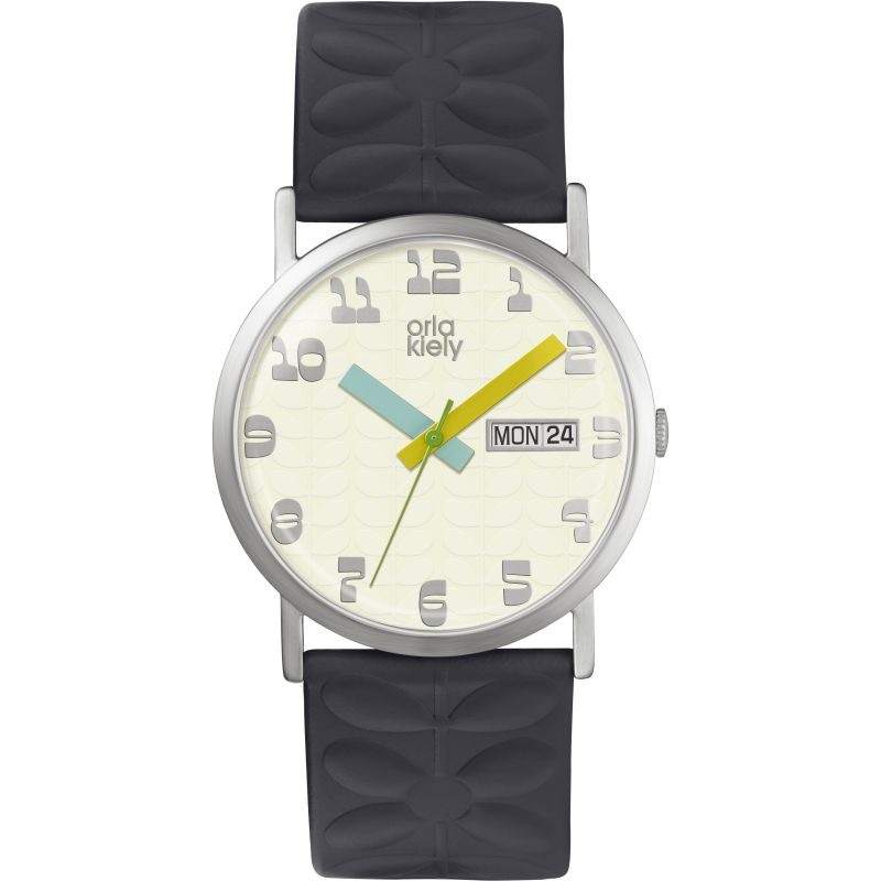Ladies Orla Kiely Madison Watch OK2133