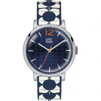 Ladies Orla Kiely Pop Watch