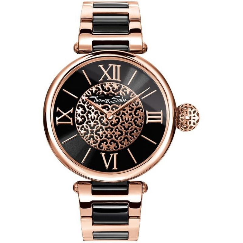 Ladies Thomas Sabo Karma Watch WA0280-268-203-38MM
