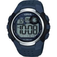 Mens Lorus Alarm Chronograph Watch R2387KX9