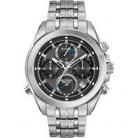 Herren Bulova Precisionist Chrono Chronograf Uhr