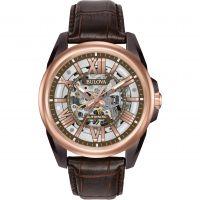 Herren Bulova Automatik Automatik Uhr