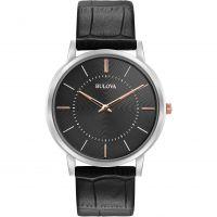 Herren Bulova Ultra Slim Uhr