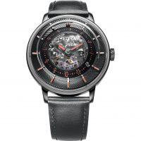 homme FIYTA 3D Time Skeleton Watch WGA868001.BBB