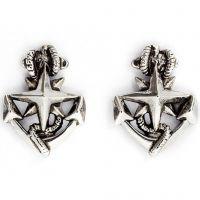 femme Chrysalis Charmed North Star Earrings Watch CRET0209SP