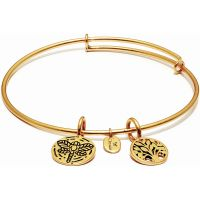 Biżuteria damska Chrysalis Life Tree Of Life Expandable Bangle CRBT0002GP