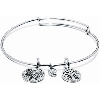 Chrysalis Life Tree Of Life Expandable Bangle JEWEL