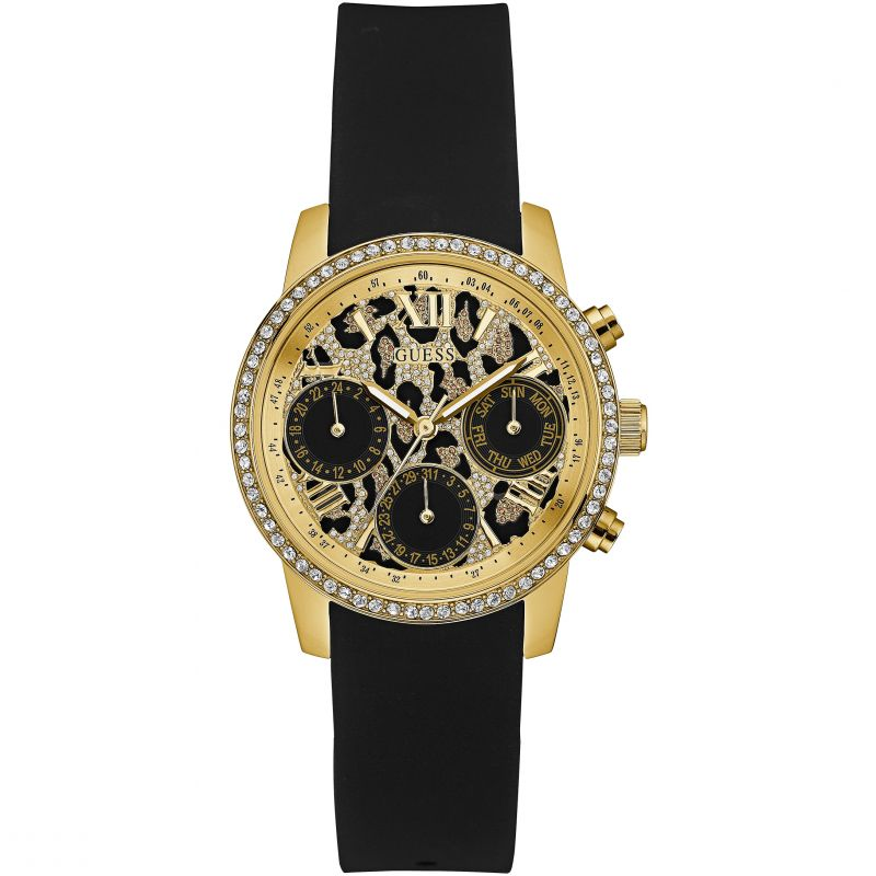Ladies Guess Time To Give Chronograph Watch
