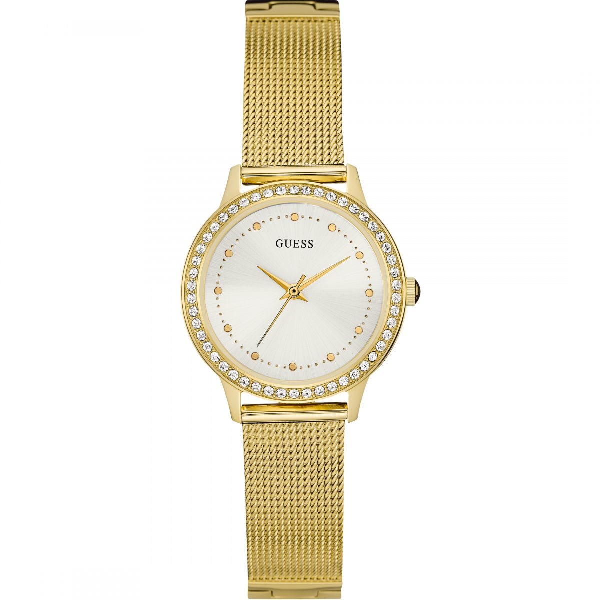 Estremamente Guess Chelsea | Orologio da Donna Oro W0647L7 | IT | Watch Shop™ MU75