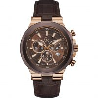Herren Gc Structura Chronograph Watch Y23009G4