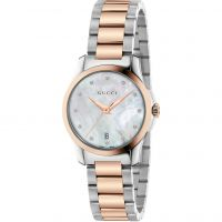 Gucci G-Timeless Dameshorloge Tweetonig YA126544