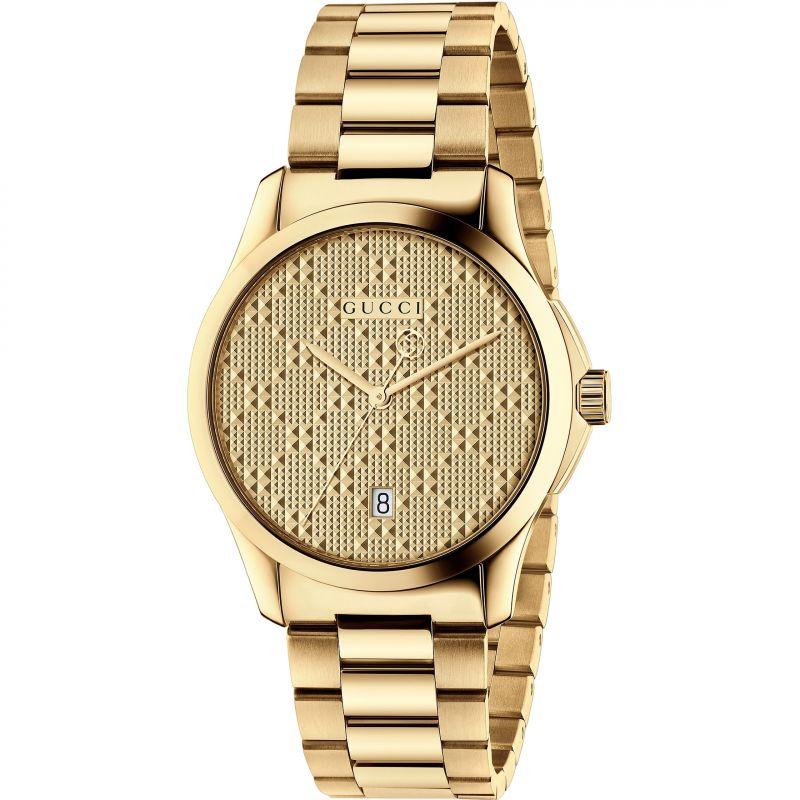 Mens Gucci G-Timeless Watch