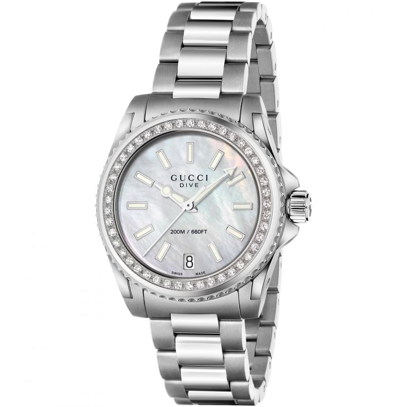 Ladies Gucci Gucci Dive Watch