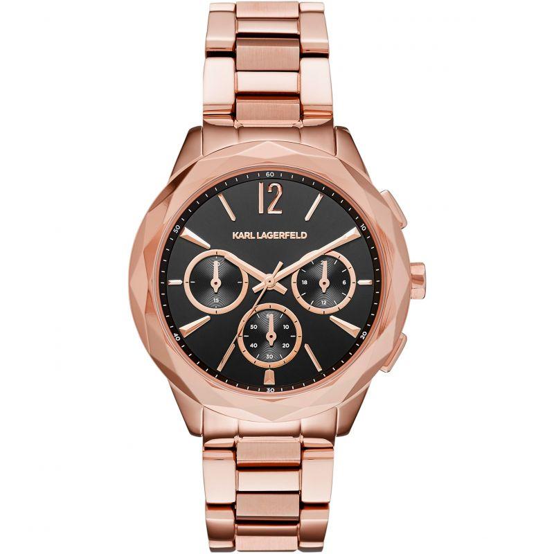 Ladies Karl Lagerfeld Optik Watch