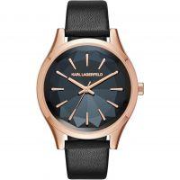 Damen Karl Lagerfeld Janelle Uhren