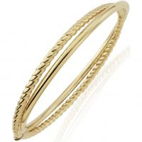 Jewellery 9ct Gold Bangle