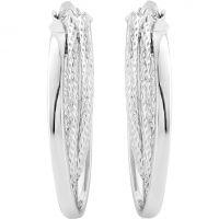 Kreolen earrings