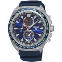 Herren Seiko Prospex Chronograf solar betrieben Uhr