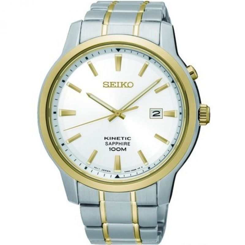 Mens Seiko Kinetic Watch SKA742P1