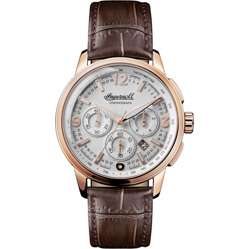 Mens Ingersoll The Regent Chronograph Watch