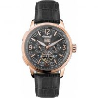 homme Ingersoll The Regent Multifunction Chronograph Watch I00302