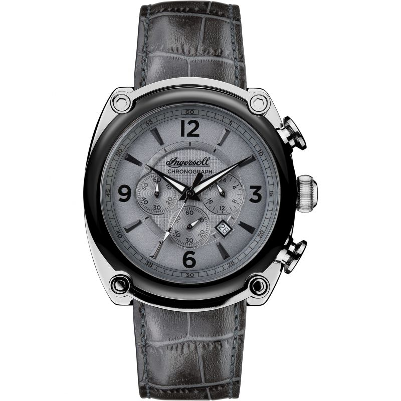 Mens Ingersoll The Michigan Chronograph Watch