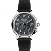Ingersoll The St Johns Herenchronograaf Zwart I01701