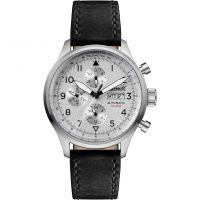 Ingersoll The Bateman Multifunction Herenhorloge Zwart I01901