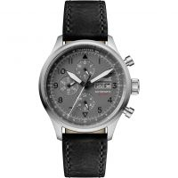 Ingersoll The Bateman Multifunction Herenhorloge Zwart I01903