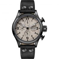 Ingersoll The Armstrong Multifunction Herenhorloge Zwart I02202