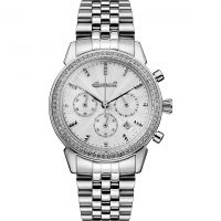 Ladies Ingersoll The Gem Chronograph Watch I03903