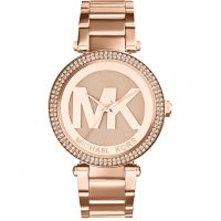 Ladies Michael Kors Parker Watch