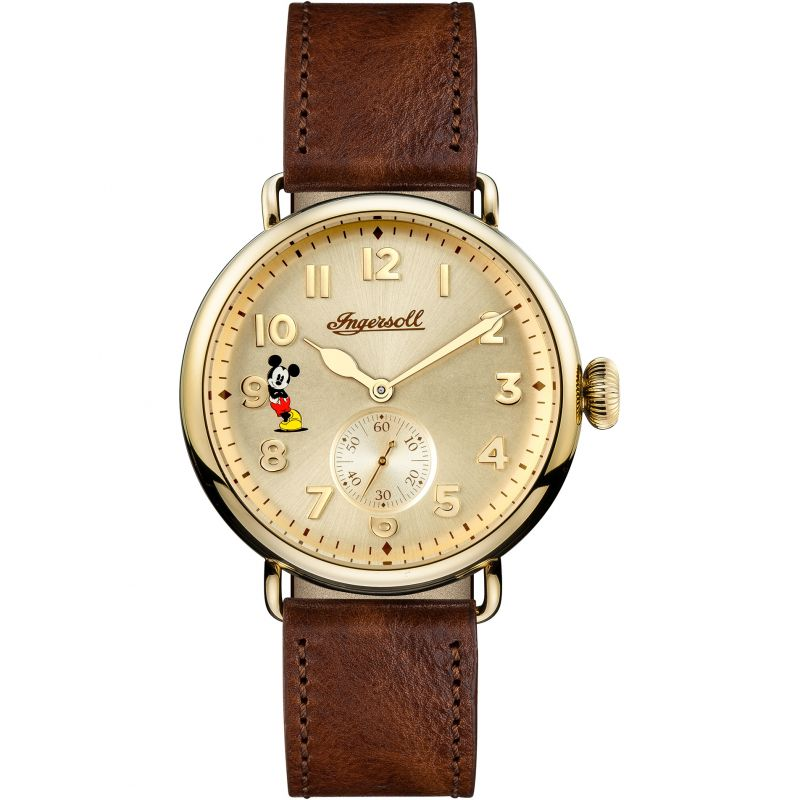 Mens Ingersoll The Trenton Disney Limited Edition Watch