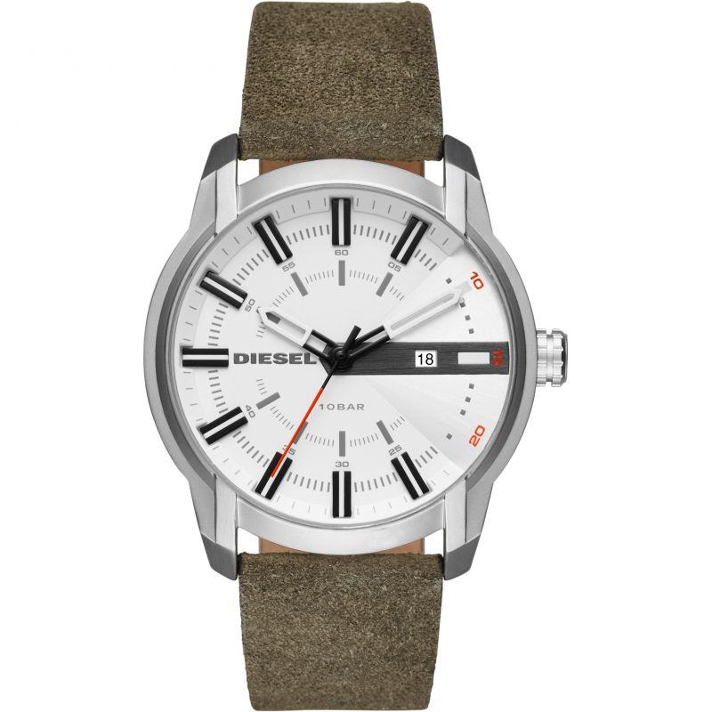 Mens Diesel Armbar Watch