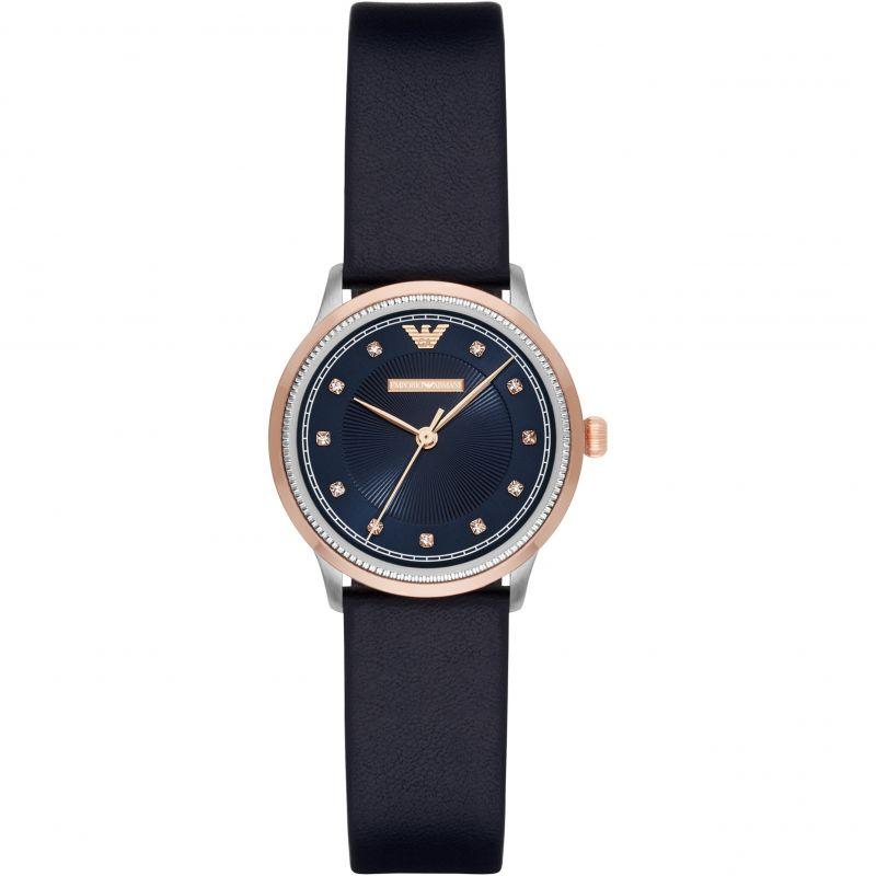 Ladies Emporio Armani Cuff Watch