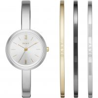 Ladies DKNY Gift Set Watch