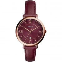 Damen Fossil Jacqueline Watch ES4099