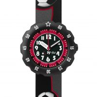 Childrens Flik Flak Soccer Star Watch