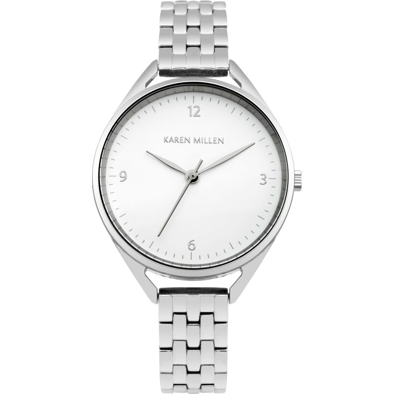 Ladies Karen Millen Watch KM130SM