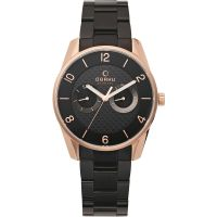 Herren Obaku Flint Watch V171GMVBSB