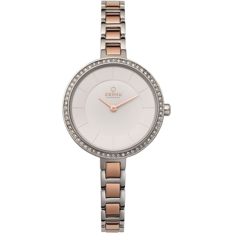 Ladies Obaku Frost Watch