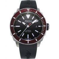 Herren Alpina Seastrong Taucher 300 Automatik Uhr